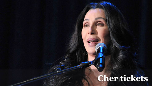 Cheap Cher tickets