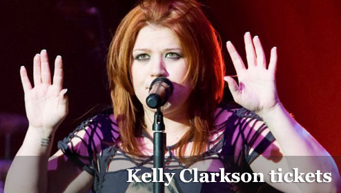 cheap Kelly Clarkson tour tickets 2014